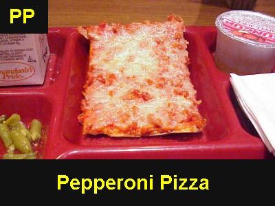Harrisonburg City Schools Lunch Choices